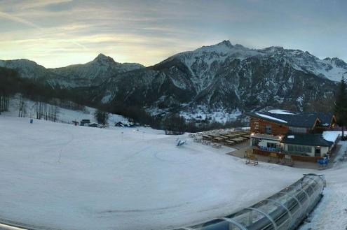 Sestriere, Italy – Weather to ski – Snow report, 29 December 2016