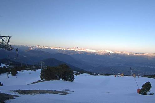 Chamrousse, France – Weather to ski – Snow report, 16 January 2020