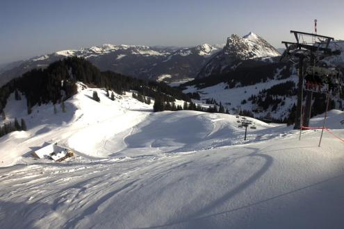Mellau, Austria – Weather to ski – Snow report, 24 January 2020