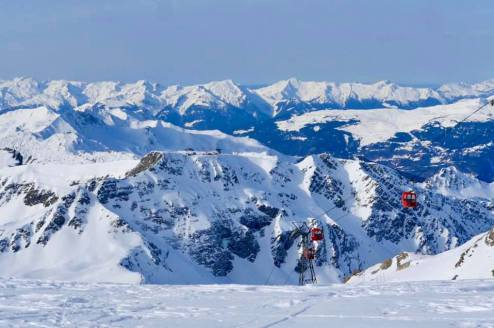 La Plagne, France – Weather to ski – Snow report, 24 January 2020