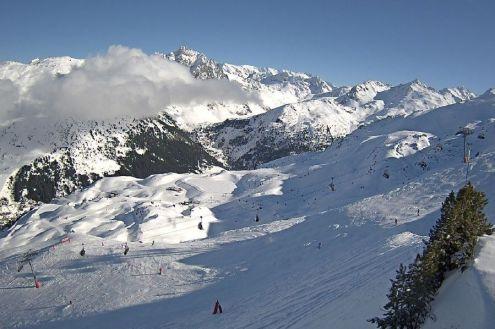 Méribel, France – Weather to ski – Snow report, 12 January 2017