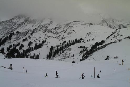 Mellau, Austria – Weather to ski – Snow report, 31 January 2020