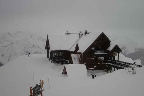 Mammoth, California, USA – Weather to ski – Snow report, 12 January 2017