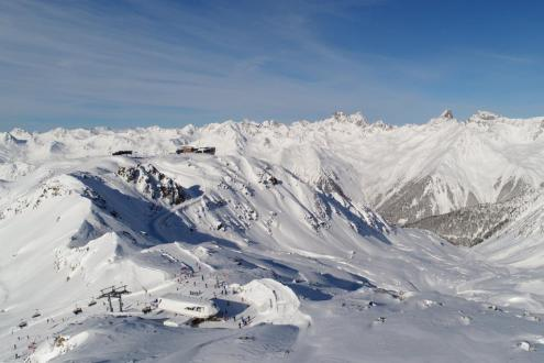 Ischgl, Austria – Weather to ski – Snow report, – 7 February 2020