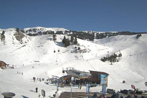 Chamrousse, France – Weather to ski – Snow report, – 7 February 2020