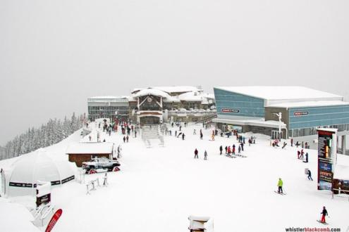 Whistler, Canada – Weather to ski – Snow report, – 7 February 2020