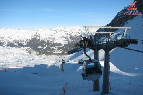 Monterosa Ski, Italy – Weather to ski – Snow report, 23 January 2017