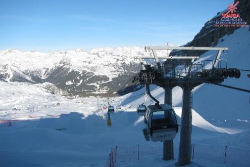 Madonna di Campiglio, Italy – Weather to ski – Snow report, 21 February 2020