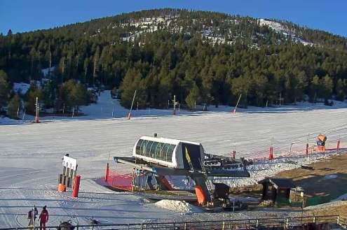 Pas de la Casa, Andorra – Weather to ski – Snow report, 23 January 2017