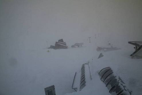 Cervinia, Italy – Weather to ski – Today in the Alps, 27 February 2020