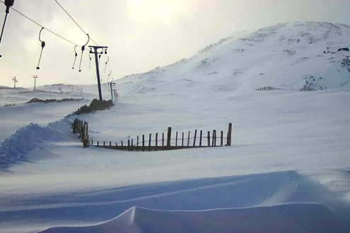 Glencoe, Scotland – Weather to ski – Today in the Alps, 27 February 2020
