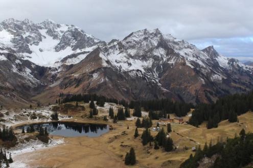 Warth-Schröcken – Weather to ski – Snow report, 19 November 2020