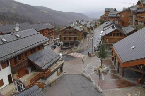Méribel, France – Weather to ski – Snow report, 19 November 2020
