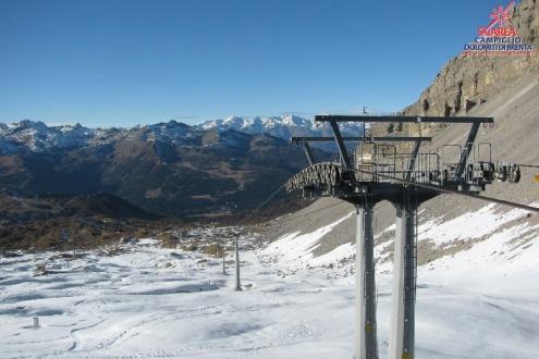 Madonna di Campiglio, Italy – Weather to ski – Snow report, 19 November 2020
