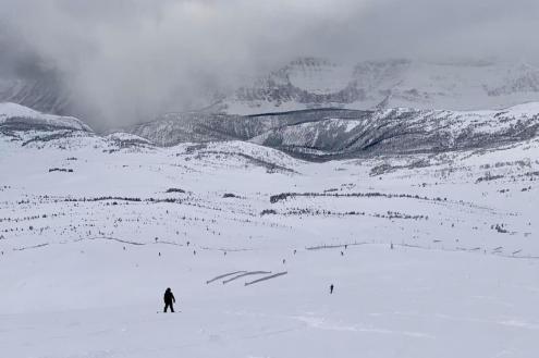 Sunshine Village, Canada – Weather to ski – Snow report, 19 November 2020