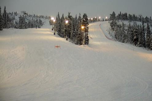 Ruka, Finland – Weather to ski – Snow report, 26 November 2020