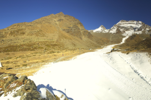 Saas-Grund, Switzerland – Weather to ski – Snow report, 26 November 2020