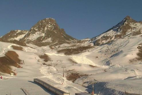 Ischgl, Austria – Weather to ski – Snow report, 26 November 2020