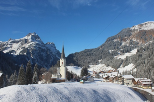 Brand, Austria – Weather to ski – Snow report, 6 March 2017