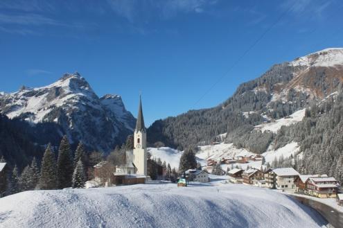 Schröcken, Austria – Weather to ski – Snow report, 3 December 2020