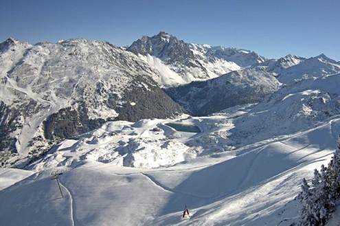 Méribel, France – Weather to ski – Snow report, 3 December 2020