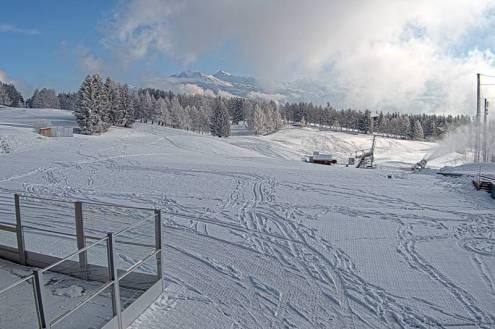 Crans Montana, Switzerland – Weather to ski – Snow report, 3 December 2020