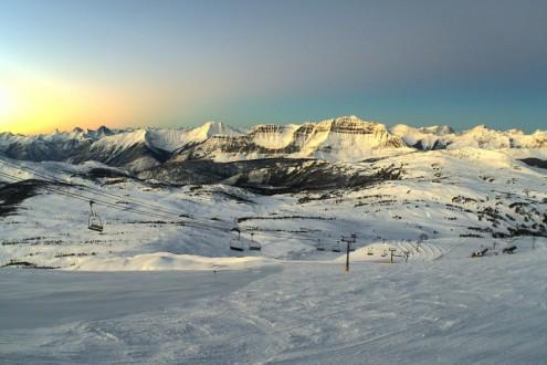 Sunshine Village, Banff, Canada – Weather to ski – Snow report, 3 December 2020