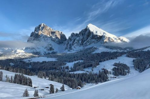 Alpe di Siusi, Italy – Weather to ski – Snow report, 11 December 2020