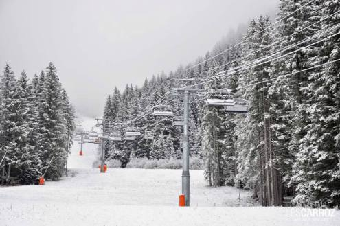 Isola 2000, France – Weather to ski – Snow forecast, 17 November 2017