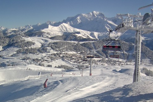 Morzine, France – Weather to ski – Snow forecast, 21 November 2017
