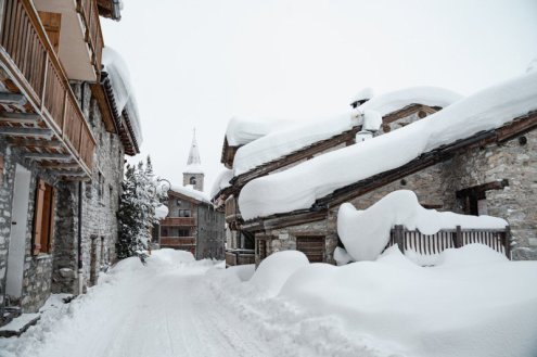 Val d'Isère, France – Weather to ski – Snow report, 29 January 2021