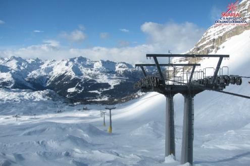 KMadonna di Campiglio, Italy – Weather to ski – Snow report, 29 January 2021