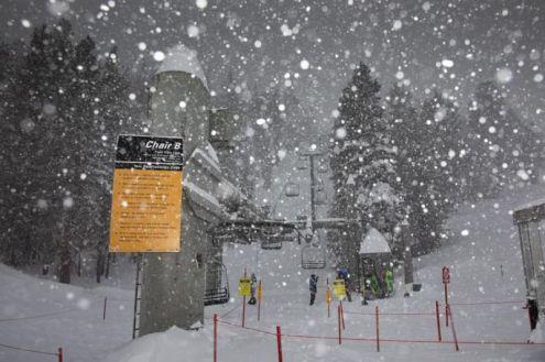 Mammoth, California, USA – Weather to ski – Snow report, 29 January 2021