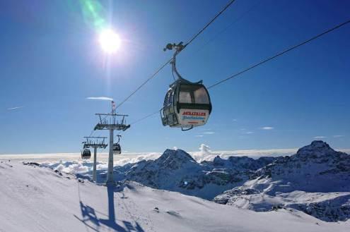Lech, Austria – Weather to ski – Snow report, 13 November 2017