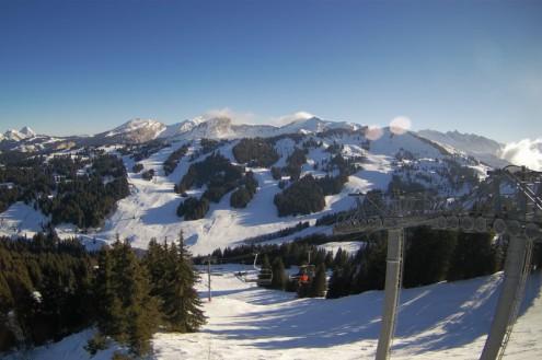 Châtel, France – Weather to ski – Snow forecast, 15 December 2017