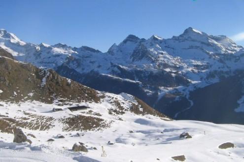 Livigno, Italy – Weather to ski – Snow forecast, 15 December 2017