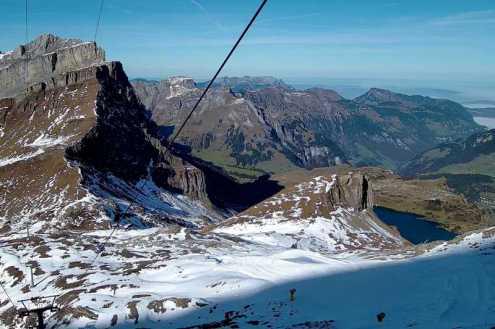 Ski Arena, Switzerland – Weather to ski – Snow report, 3 April 2017