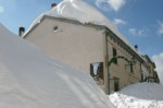 Italian village breaks world snowfall record!