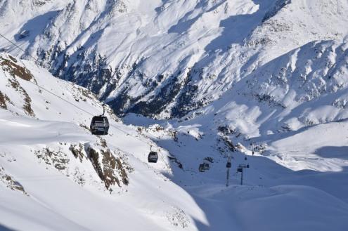 Schröcken, Austria – Weather to ski – Snow report, 1 December 2017