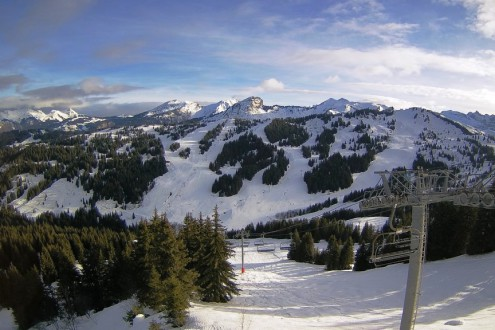 Val Thorens, France – Weather to ski – Snow report, 4 December 2017