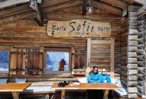 Sofie Hütte, Seceda, Val Gardena, Italy