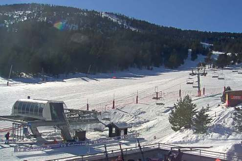 Baqueira, Spain – Weather to ski – Snow report, 11 December 2017