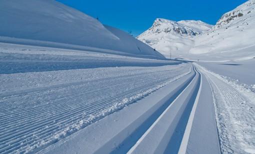 Galtur ski area, Austria