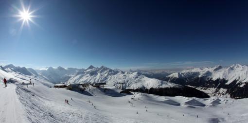 Davos ski area, Switzerland - Photo: Davos/Giger Marcel/snow-world.ch