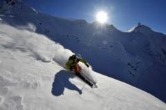 Andermatt ski area