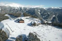 Pal / Arinsal ski area Andorra