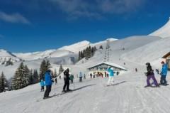 Damüls ski area, Austria - Photo: Karl-Rudolf Huber