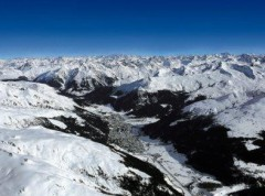 Davos / Klosters ski area - Photo: Livio Piatta - Destination Davos Klosters