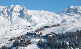 La Plagne ski area - Photo: B Koumanov - OPGP