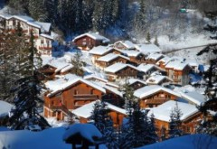 La Tania ski area, France - Photo: Office de Tourisme La Tania